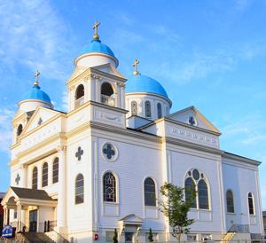 St. Vasilios, Peabody MA